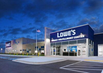 Lowe's Distribution