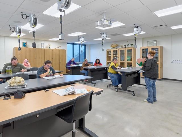 WSU Lab Higher Ed