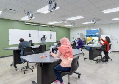 WSU Lab Tech Space