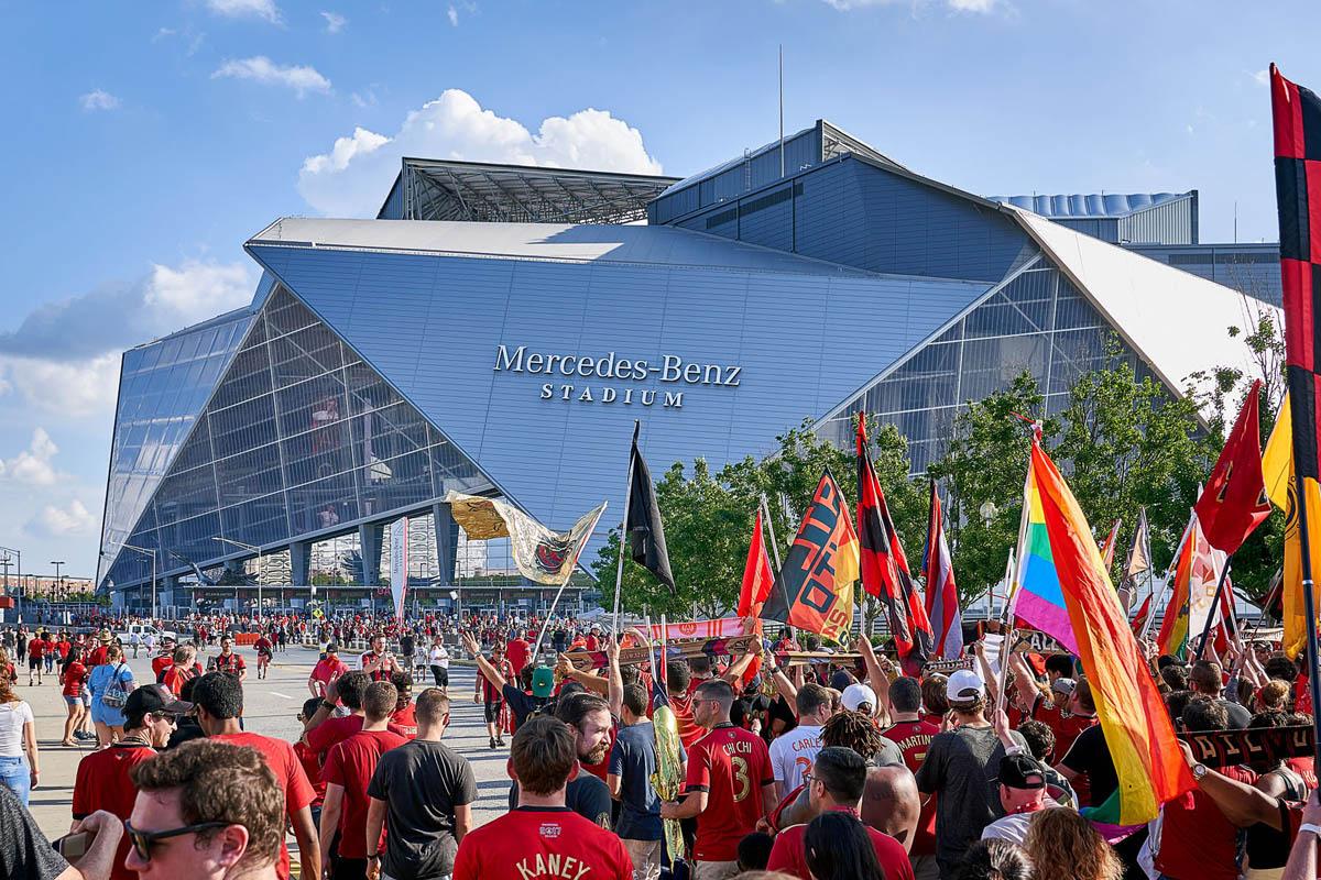 Mercedes-Benz Stadium   HOK   Atlanta GA